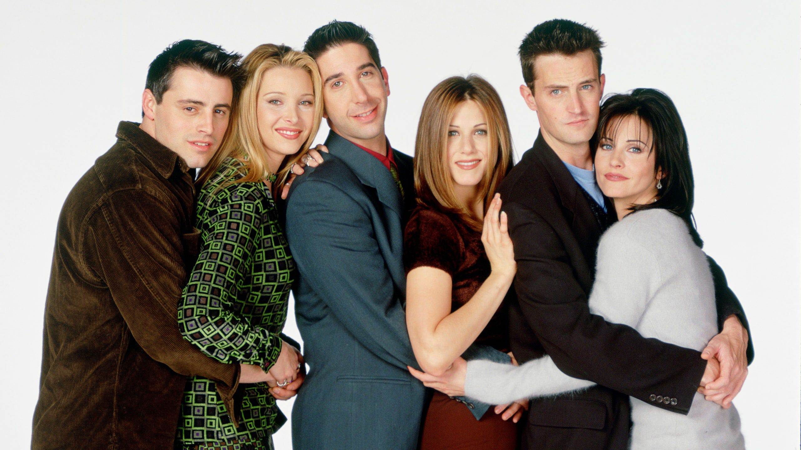 Friends Reunion TV Special — All 6 Members of the Friends Cast Are Coming  Back to TV   Teen Vogue