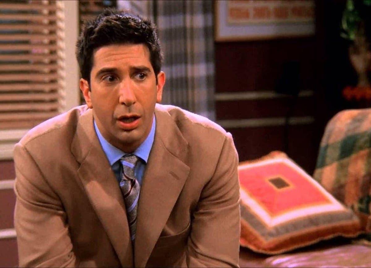 NBC sitcom Friends: Ross Geller, the Friend Who Loves Too Much