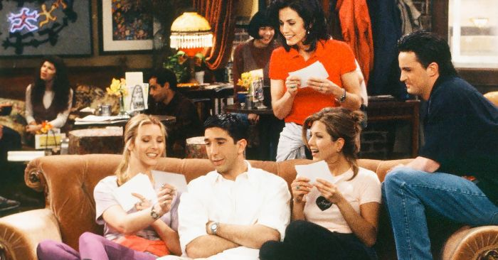 """We Gave the """"Friends"""" Apartments a Modern Update"""