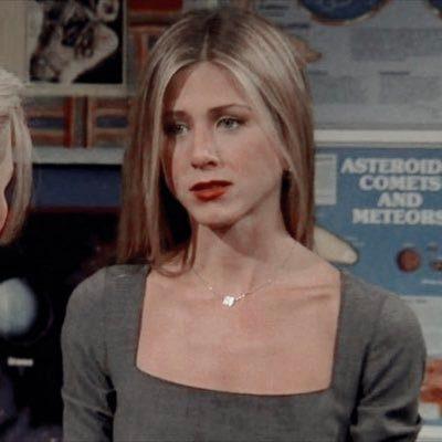 """Rachel Green. בטוויטר: """"¿Sabes que si me engañas, acabaré enfadada  contigo?… """""""